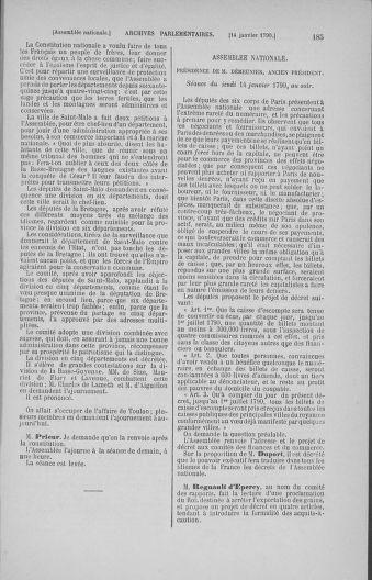 Tome 11 : Du 24 décembre 1789 au 1er mars 1790 - page 185-1