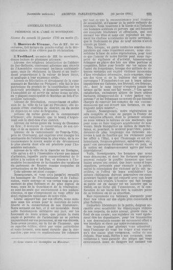 Tome 11 : Du 24 décembre 1789 au 1er mars 1790 - page 205