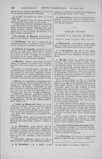 Tome 11 : Du 24 décembre 1789 au 1er mars 1790 - page 222