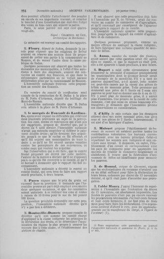Tome 11 : Du 24 décembre 1789 au 1er mars 1790 - page 224