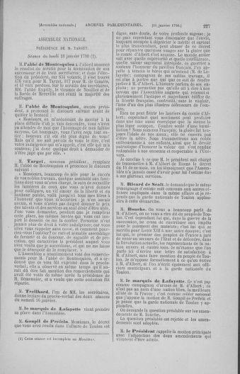 Tome 11 : Du 24 décembre 1789 au 1er mars 1790 - page 227