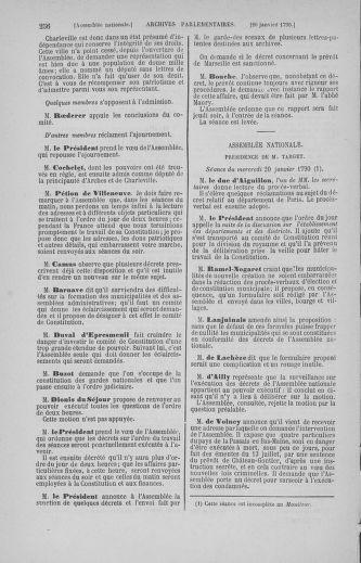 Tome 11 : Du 24 décembre 1789 au 1er mars 1790 - page 256