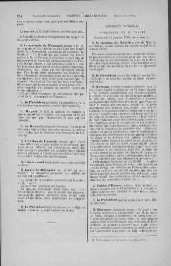 Tome 11 : Du 24 décembre 1789 au 1er mars 1790 - page 264