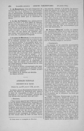 Tome 11 : Du 24 décembre 1789 au 1er mars 1790 - page 270