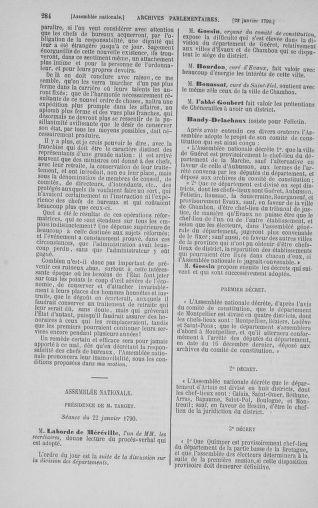 Tome 11 : Du 24 décembre 1789 au 1er mars 1790 - page 284