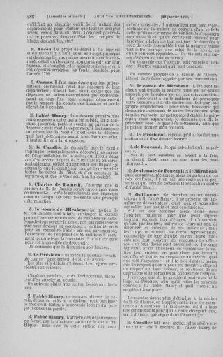 Tome 11 : Du 24 décembre 1789 au 1er mars 1790 - page 286