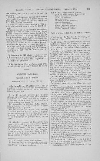 Tome 11 : Du 24 décembre 1789 au 1er mars 1790 - page 315
