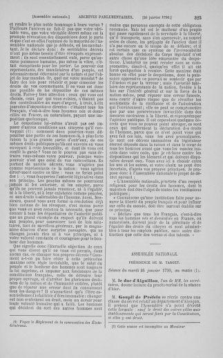 Tome 11 : Du 24 décembre 1789 au 1er mars 1790 - page 325