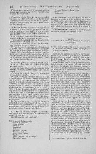 Tome 11 : Du 24 décembre 1789 au 1er mars 1790 - page 352