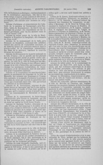 Tome 11 : Du 24 décembre 1789 au 1er mars 1790 - page 399