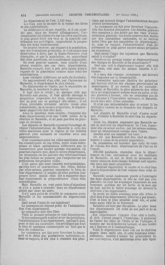 Tome 11 : Du 24 décembre 1789 au 1er mars 1790 - page 414