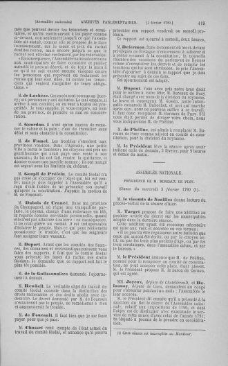 Tome 11 : Du 24 décembre 1789 au 1er mars 1790 - page 419