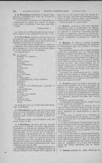 Tome 11 : Du 24 décembre 1789 au 1er mars 1790 - page 428