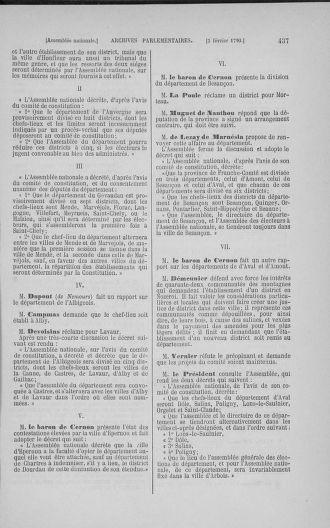 Tome 11 : Du 24 décembre 1789 au 1er mars 1790 - page 437