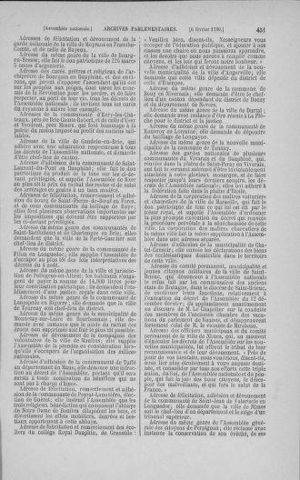Tome 11 : Du 24 décembre 1789 au 1er mars 1790 - page 451