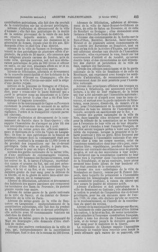 Tome 11 : Du 24 décembre 1789 au 1er mars 1790 - page 453