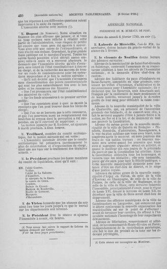 Tome 11 : Du 24 décembre 1789 au 1er mars 1790 - page 450