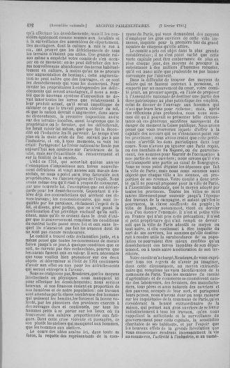 Tome 11 : Du 24 décembre 1789 au 1er mars 1790 - page 489