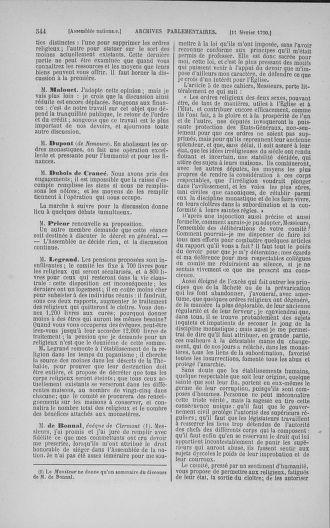 Tome 11 : Du 24 décembre 1789 au 1er mars 1790 - page 541
