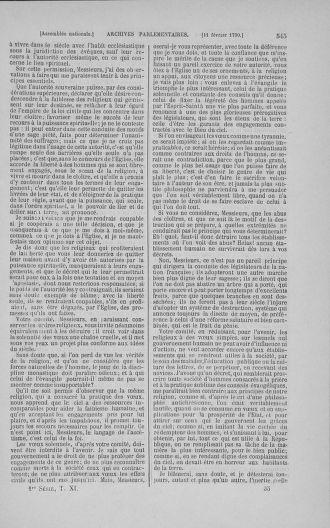 Tome 11 : Du 24 décembre 1789 au 1er mars 1790 - page 542
