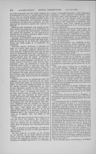 Tome 11 : Du 24 décembre 1789 au 1er mars 1790 - page 575