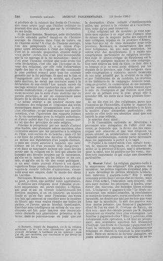 Tome 11 : Du 24 décembre 1789 au 1er mars 1790 - page 585