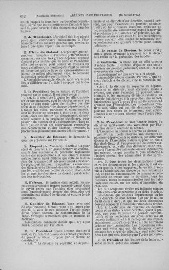 Tome 11 : Du 24 décembre 1789 au 1er mars 1790 - page 609