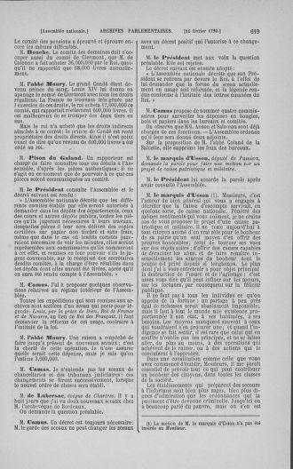 Tome 11 : Du 24 décembre 1789 au 1er mars 1790 - page 616