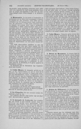 Tome 11 : Du 24 décembre 1789 au 1er mars 1790 - page 651