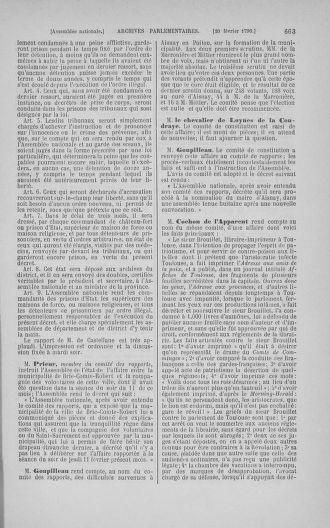 Tome 11 : Du 24 décembre 1789 au 1er mars 1790 - page 660