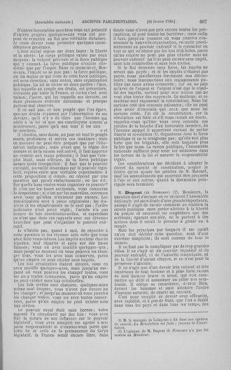 Tome 11 : Du 24 décembre 1789 au 1er mars 1790 - page 664