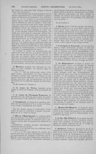 Tome 11 : Du 24 décembre 1789 au 1er mars 1790 - page 677