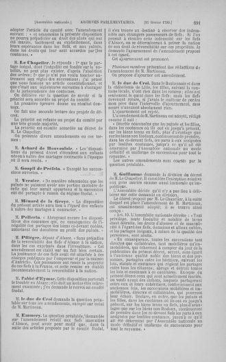 Tome 11 : Du 24 décembre 1789 au 1er mars 1790 - page 688