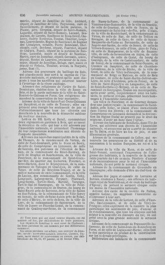 Tome 11 : Du 24 décembre 1789 au 1er mars 1790 - page 693