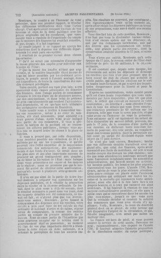 Tome 11 : Du 24 décembre 1789 au 1er mars 1790 - page 709