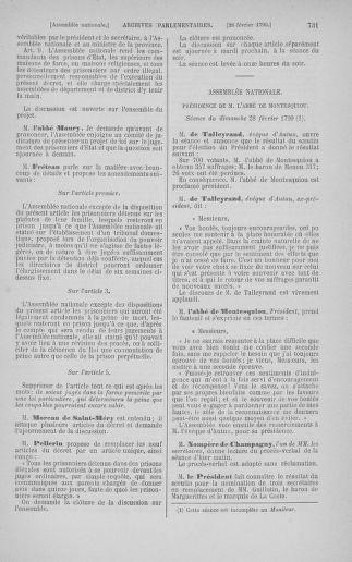 Tome 11 : Du 24 décembre 1789 au 1er mars 1790 - page 729