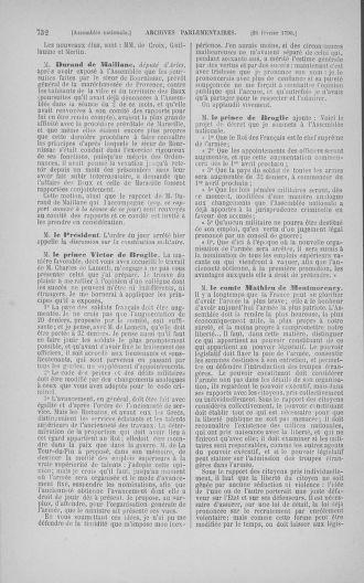 Tome 11 : Du 24 décembre 1789 au 1er mars 1790 - page 730