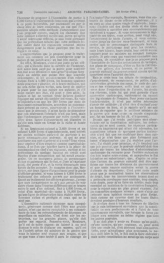 Tome 11 : Du 24 décembre 1789 au 1er mars 1790 - page 733