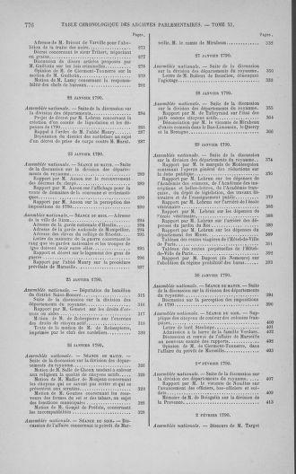 Tome 11 : Du 24 décembre 1789 au 1er mars 1790 - page 773