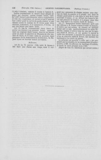 Tome 2 : 1789 – États généraux. Cahiers des sénéchaussées et baillages [Angoumois - Clermont-Ferrand] - page 136