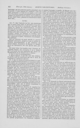 Tome 2 : 1789 – États généraux. Cahiers des sénéchaussées et baillages [Angoumois - Clermont-Ferrand] - page 156