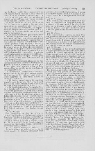 Tome 2 : 1789 – États généraux. Cahiers des sénéchaussées et baillages [Angoumois - Clermont-Ferrand] - page 163