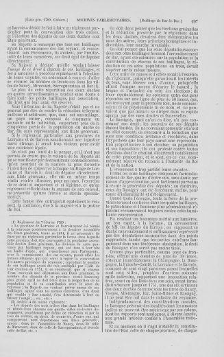 Tome 2 : 1789 – États généraux. Cahiers des sénéchaussées et baillages [Angoumois - Clermont-Ferrand] - page 197