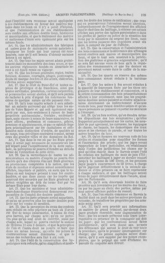 Tome 2 : 1789 – États généraux. Cahiers des sénéchaussées et baillages [Angoumois - Clermont-Ferrand] - page 199