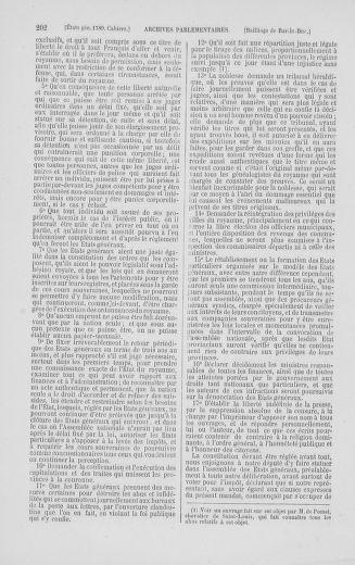 Tome 2 : 1789 – États généraux. Cahiers des sénéchaussées et baillages [Angoumois - Clermont-Ferrand] - page 202
