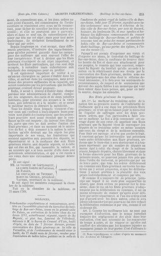 Tome 2 : 1789 – États généraux. Cahiers des sénéchaussées et baillages [Angoumois - Clermont-Ferrand] - page 253