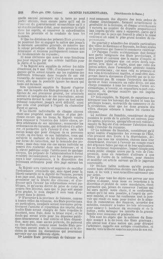 Tome 2 : 1789 – États généraux. Cahiers des sénéchaussées et baillages [Angoumois - Clermont-Ferrand] - page 268