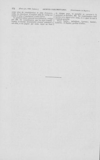 Tome 2 : 1789 – États généraux. Cahiers des sénéchaussées et baillages [Angoumois - Clermont-Ferrand] - page 372