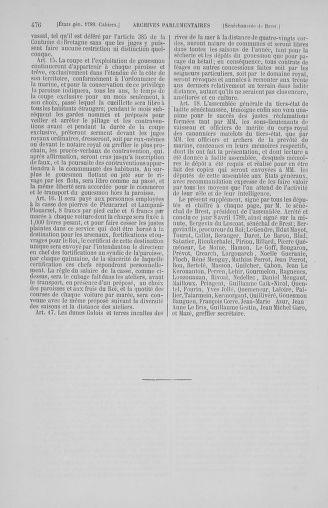 Tome 2 : 1789 – États généraux. Cahiers des sénéchaussées et baillages [Angoumois - Clermont-Ferrand] - page 476