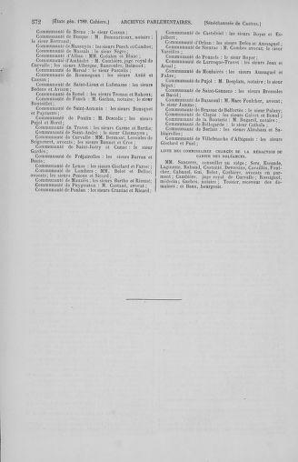 Tome 2 : 1789 – États généraux. Cahiers des sénéchaussées et baillages [Angoumois - Clermont-Ferrand] - page 572